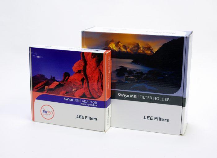 Lee SW150 Filter Holder & Adapter Ring Bundle
