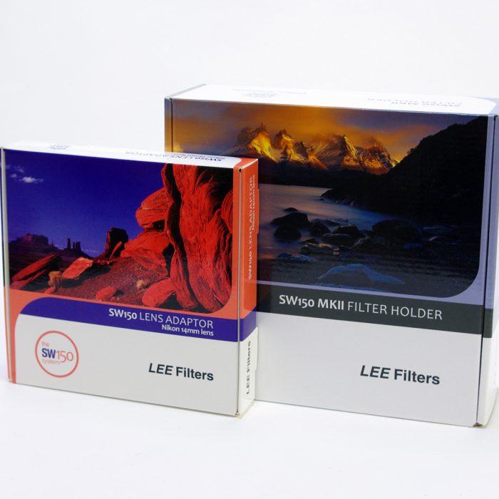 Lee filters sw150 filter holder & adapter ring bundle – nikon 14mm f2.8