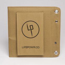 Solarpanel lifepowr usb c pd 004