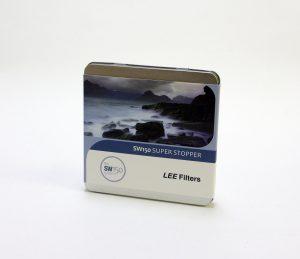 Lee sw150 filter holder & adapter ring bundle with super stopper