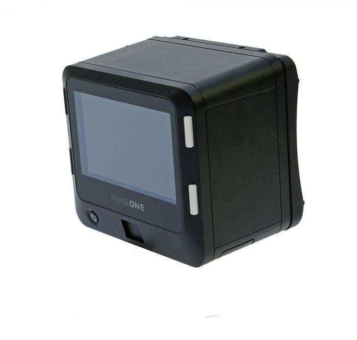 Used phase one iq1 60mp digital back mamiya fit
