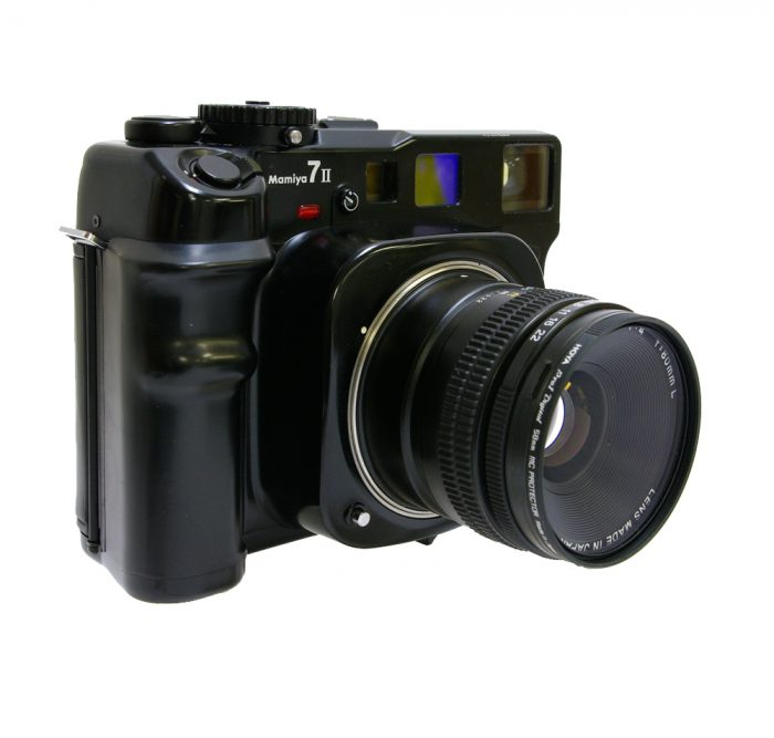 Used Mamiya 7 Mk11 Body