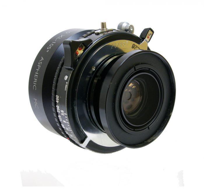 Used schneider super symmar 110mm f5.6  xl aspheric copal  no 1