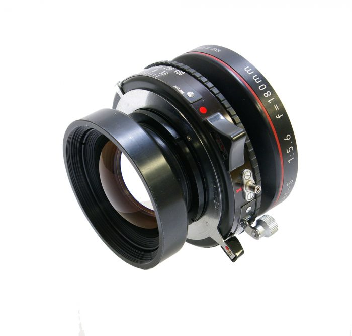 Used rodenstock apo – sironar -s 180mm f5.6 copal 1
