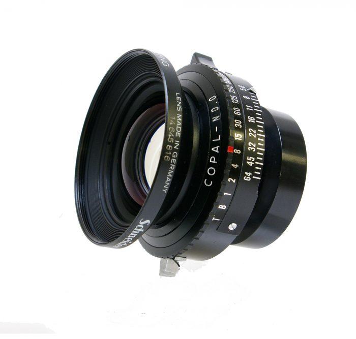 Used schneider apo symmar 150mm f5.6 mc copal 0