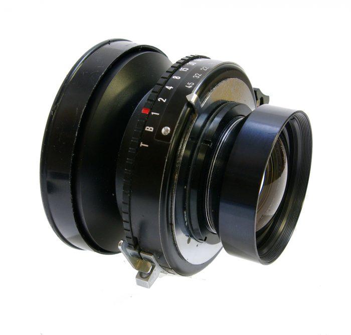 Used schneider symmar-s 180mm f5.6 copal 1