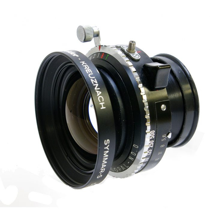 used Schneider Symmar-S 150mm f5.6