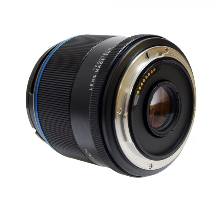 Used phase schneider 55mm f2.8 ls blue ring with hood