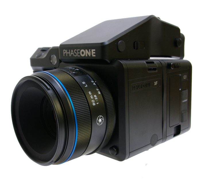 Used Phase One XF / IQ1 50mp Kit