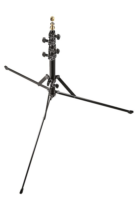 Manfrotto nano photo stand-black -5001b