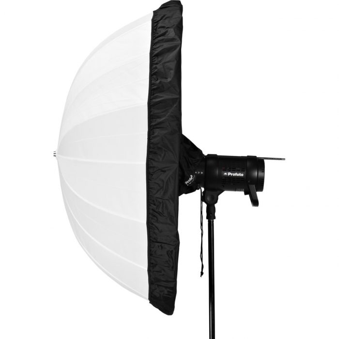 Profoto umbrella backpanel
