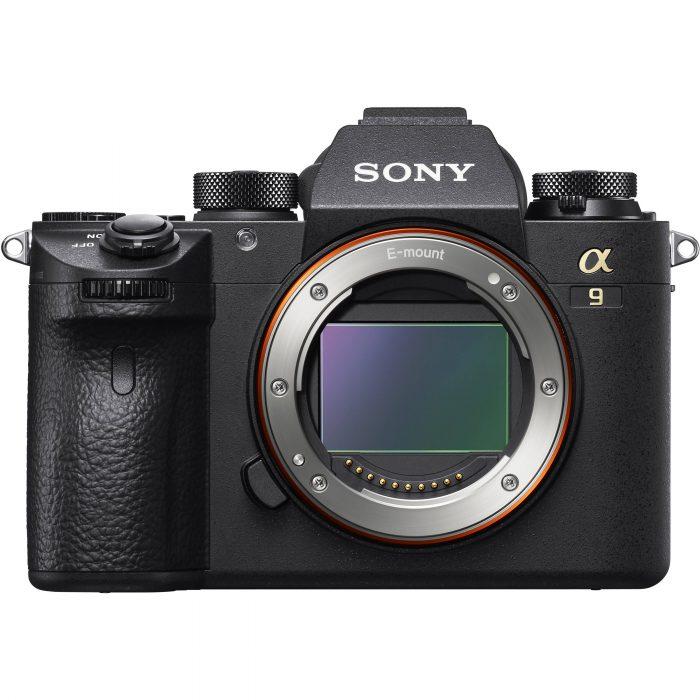 Sony a9 camera body