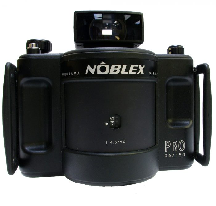Used noblex 6 / 150 panoramic