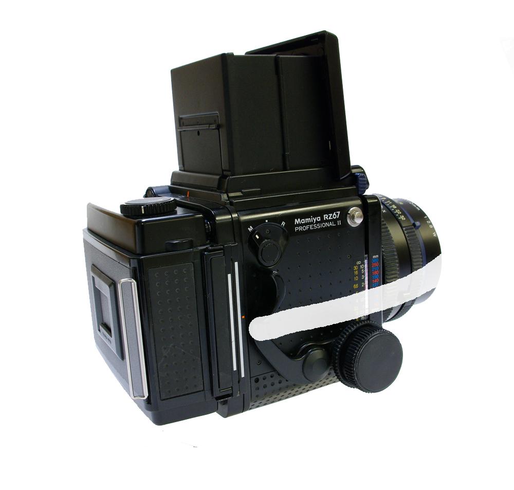 Mamiya RZ67 Pro ll Kit With RZ 110mm f2 8 Lens + 120 RFH