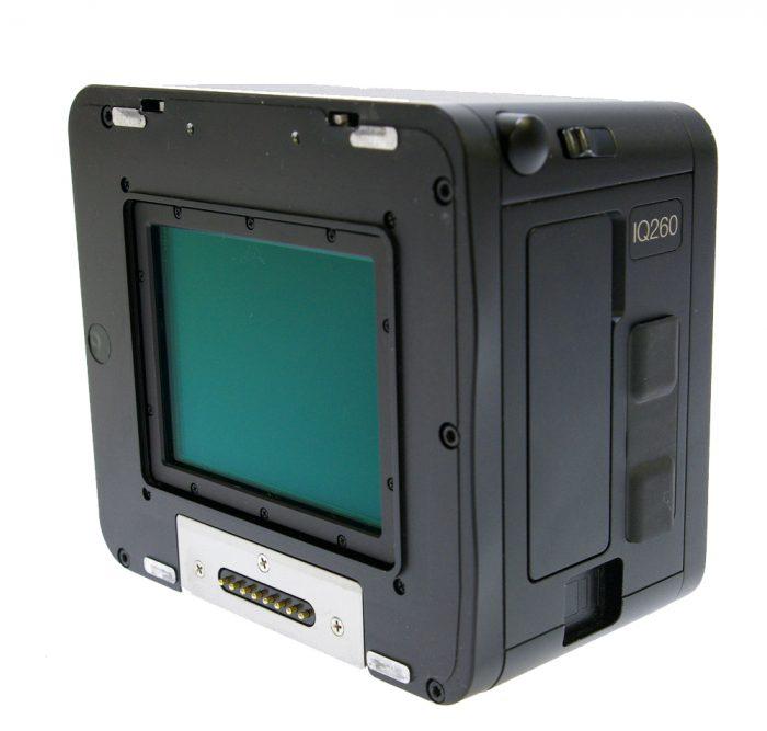 Used phase one iq2 60mp digital back mamiya fit