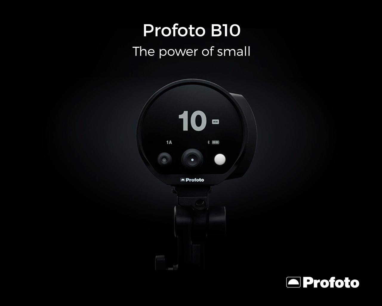 Profoto b10