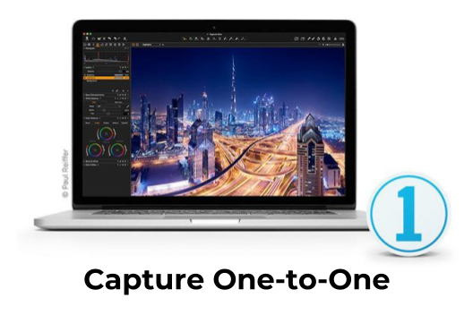 Capture one-to-one software sessions