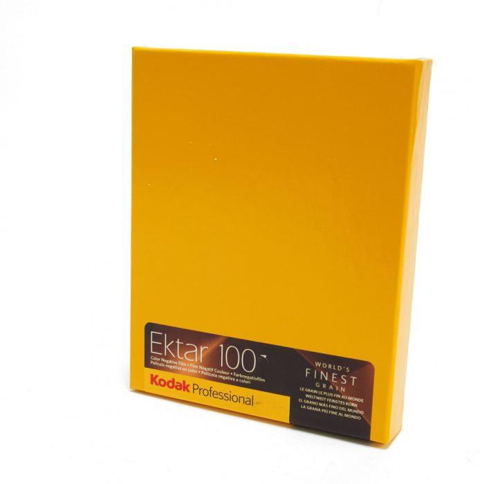 Kodak Ektar 100 4x5