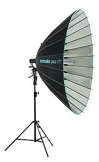 Broncolor para 177 (without adapter)