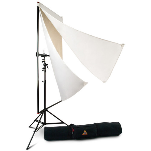 Photoflex aluminium litepanel kit 39″x72″