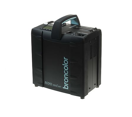 Broncolor scoro e wifi power pack