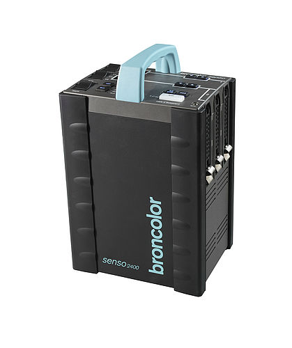 Broncolor senso power pack