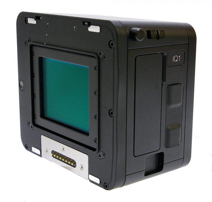 Used iq1 50mp digital back