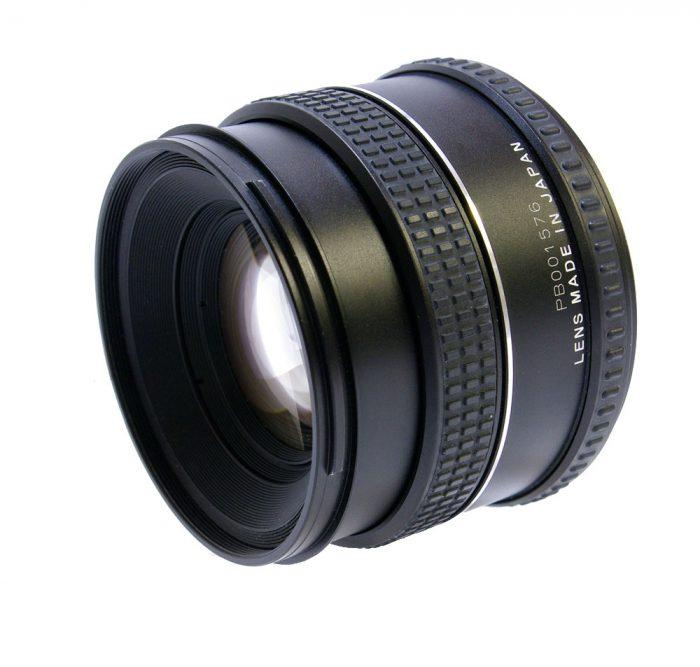 Used phase  one 80mm f2.8 af w. lens hood