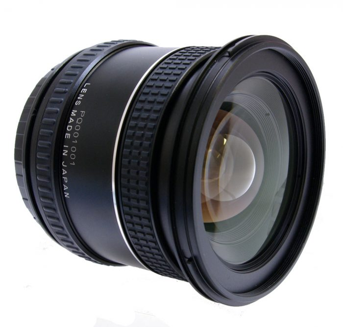 Used phase one 35mm f3.5 af w. lens hood