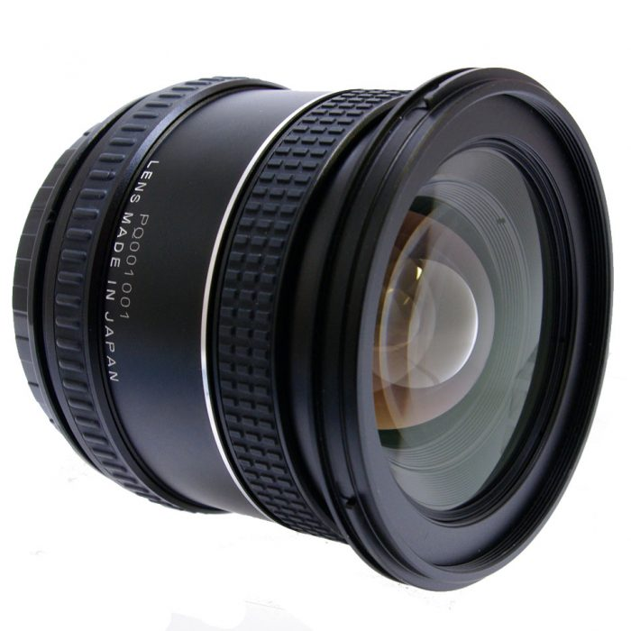 Used phase one 35mm f3.5 af w. lens hood