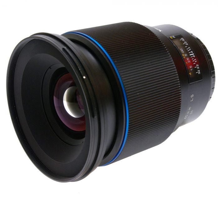 Schneider kreuznach 45mm f3.5 ls lens