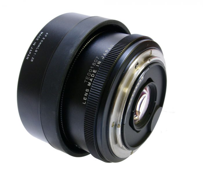 Used phase schneider kreuznach 80mm f2.8 ls blue ring