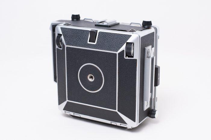 Used linhof master technika 5 x 4 metal field camera