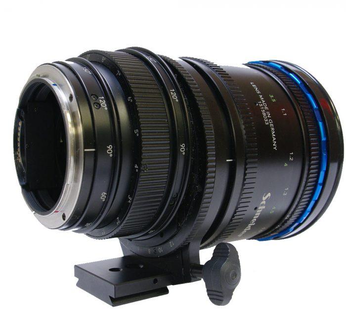 Used phase schneider pc-ts apo-digitar 120mm f5.6 hm aspheric mamiya fit