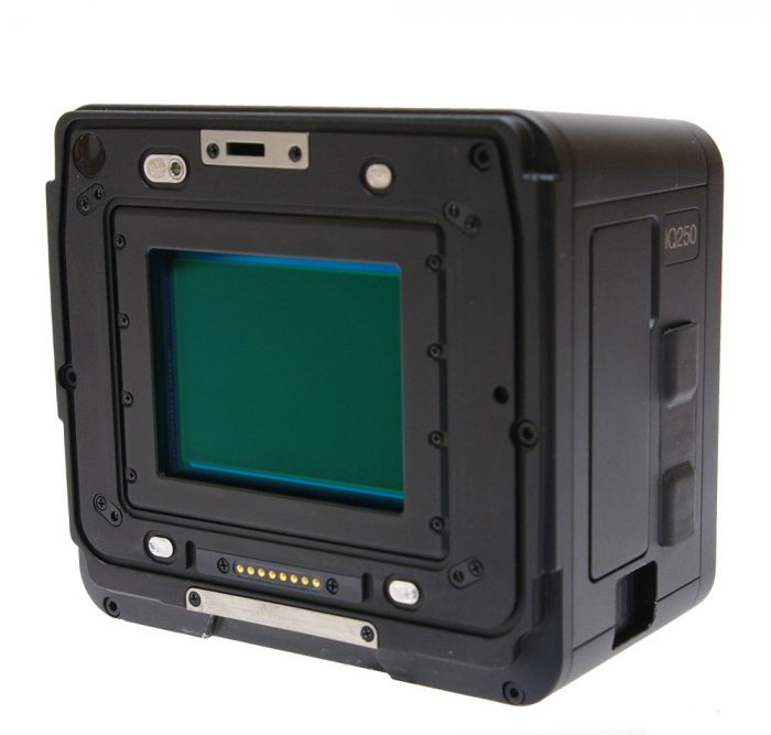 Used phase one iq2 50mp digital back hasselblad h fitting