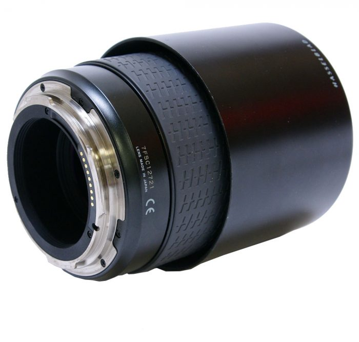 Used hasselblad hc 150mm f3.2 af with lens hood