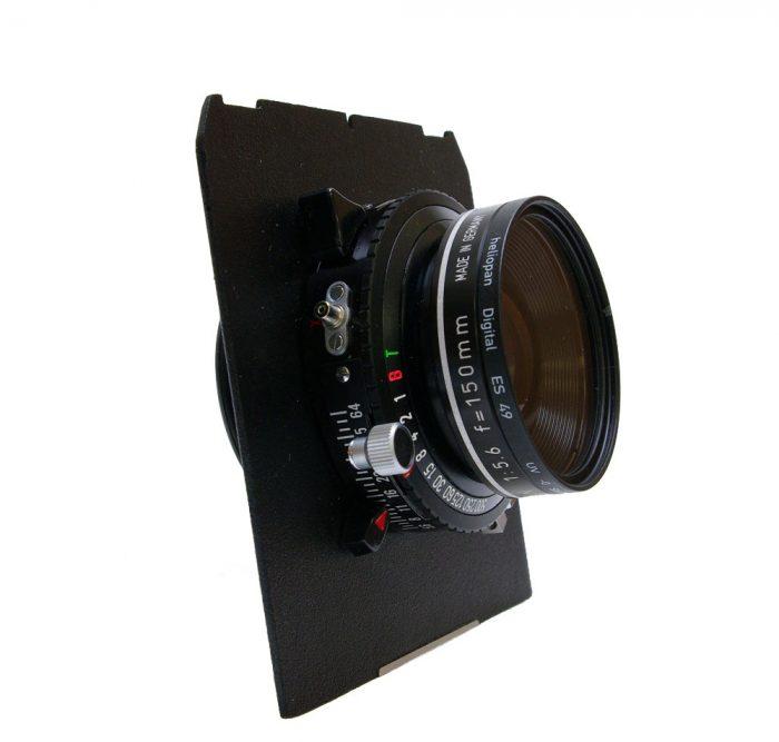 rodenstock apo sironar-n 150mm f5.6 copal 0