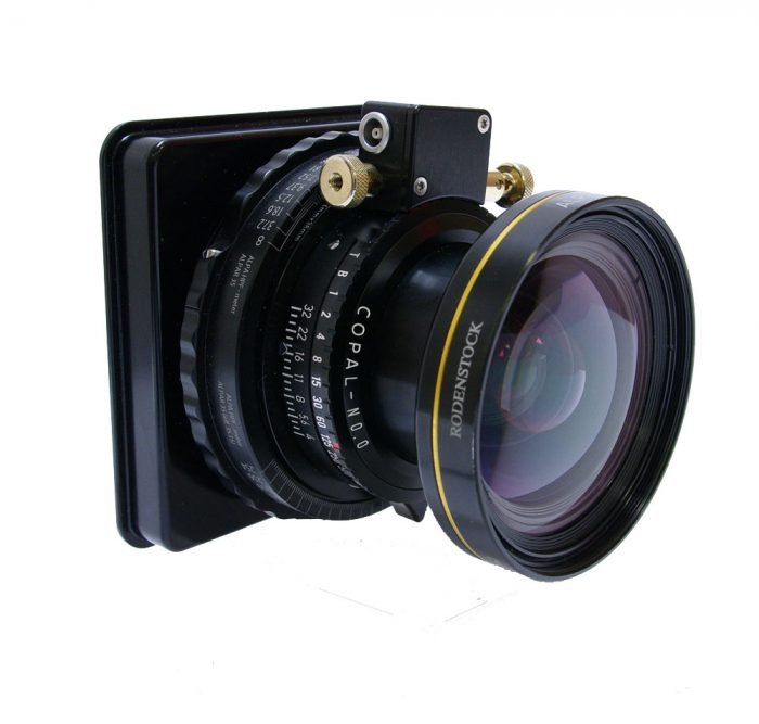 Ex-display  alpa 12 tc  with  alpa hr alpar 4.0/35 mm kit