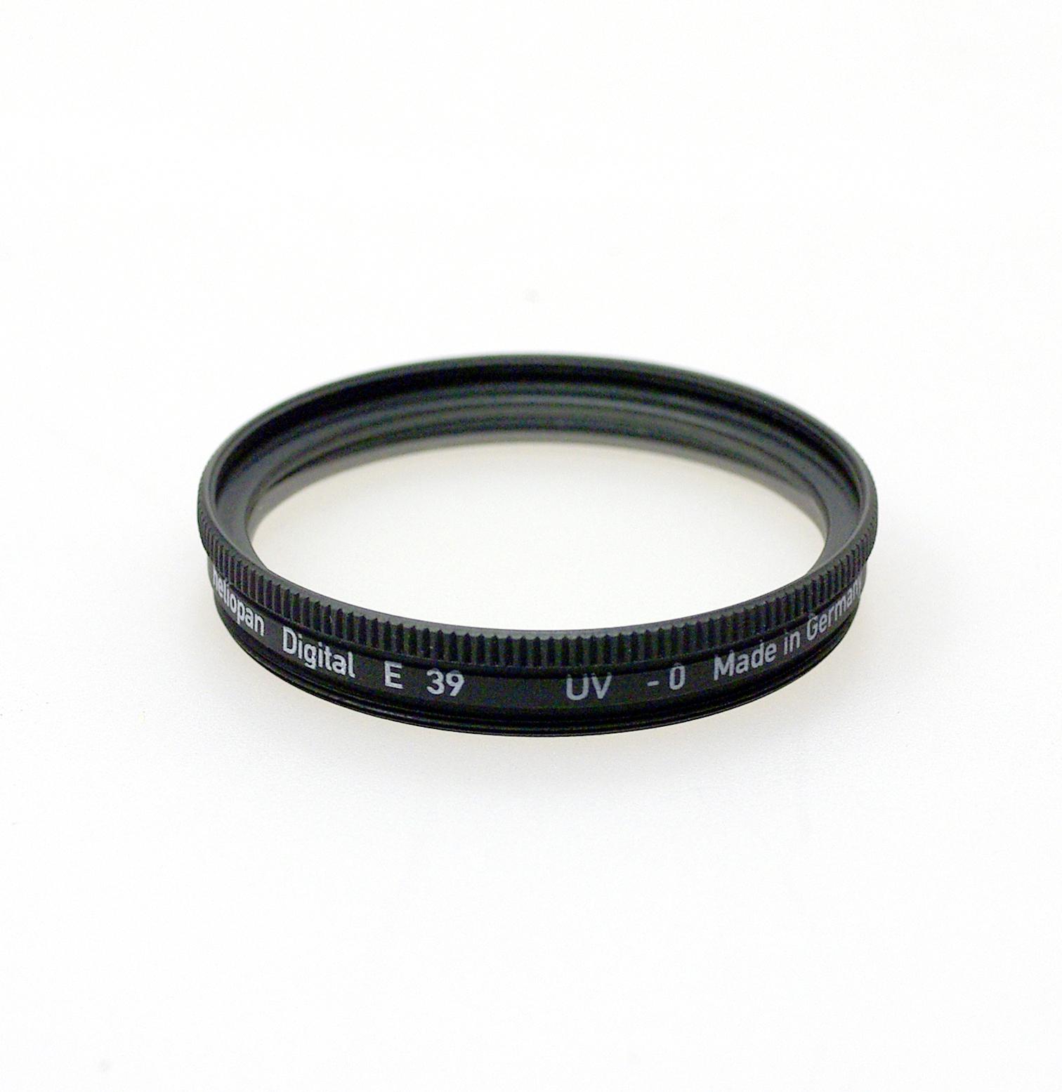 Heliopan uv ( single coated )protection filter