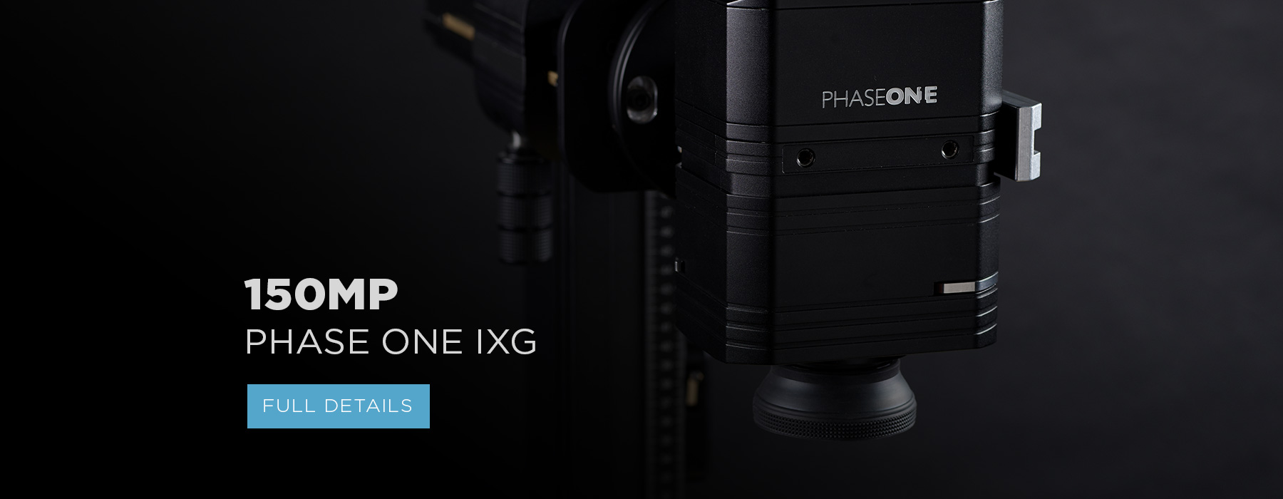 Phase one 150mp ixg