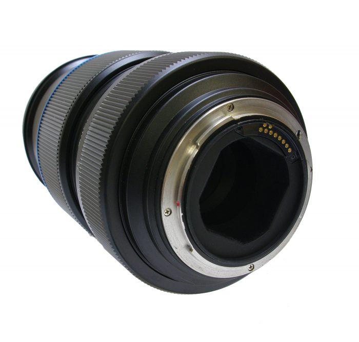Used schneider kreuznach 75-150mm ls f/4.0-5.6 zoom blue ring lens