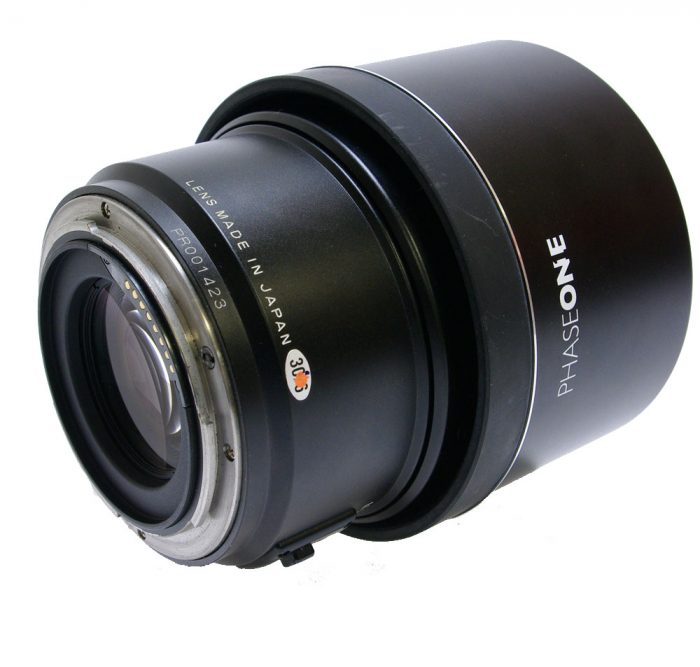phase one macro 120mm f4 af inc lens hood