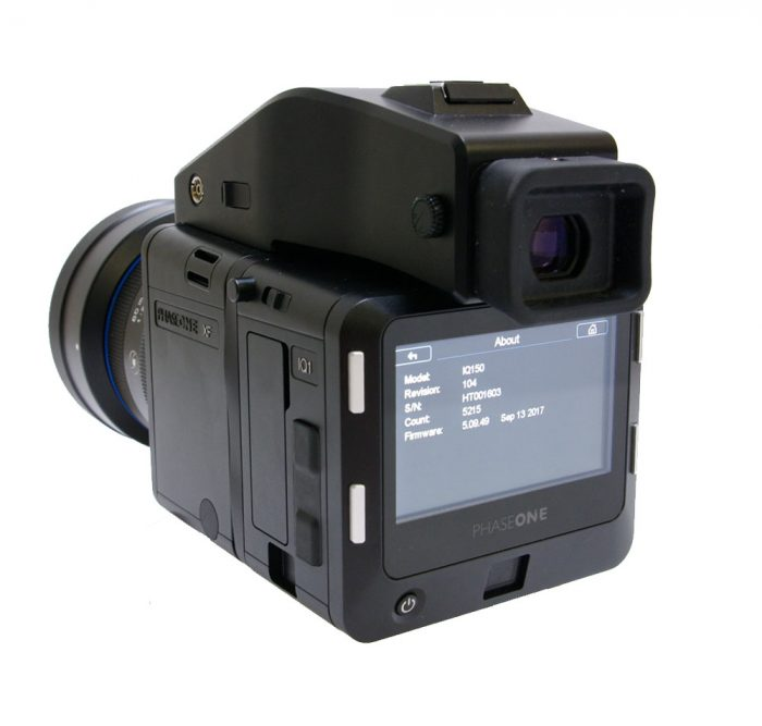 Used phase one xf iq1 50mp camera system