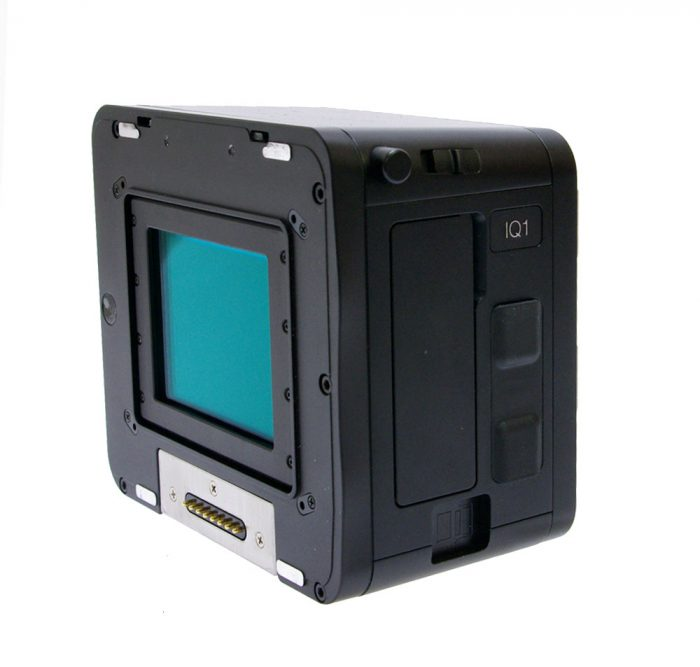 Used phase one iq1 50mp digital back mamiya fitting