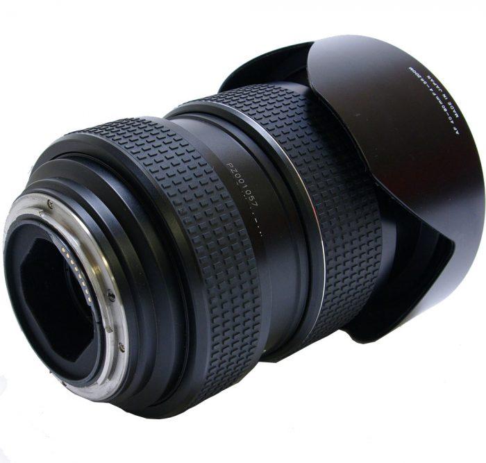 schneider kreuznach aspherical 40-80mm f4-5.6 ls zoom af silver ring
