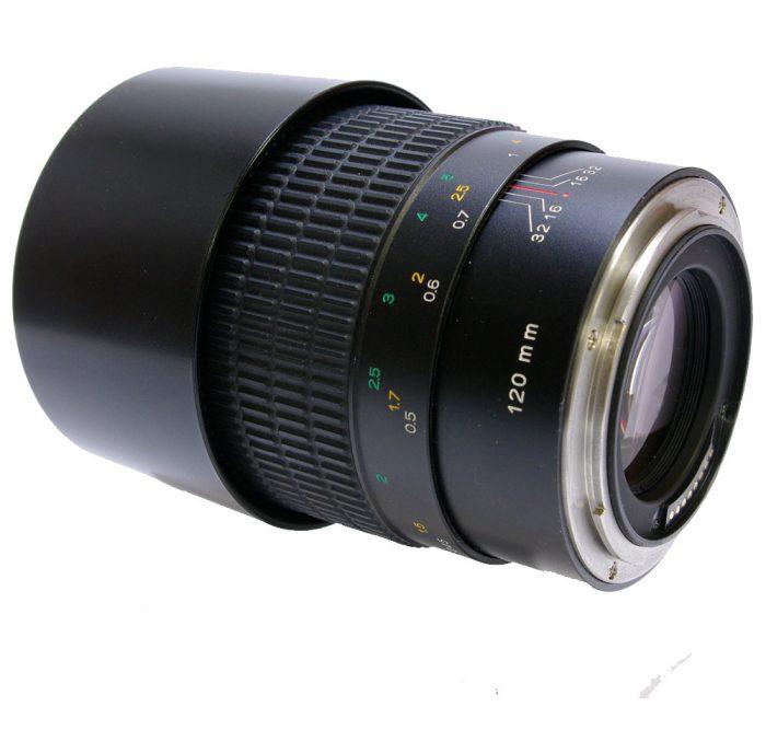 Used mamiya 645 macro mf 120mm f4 mamiya fit