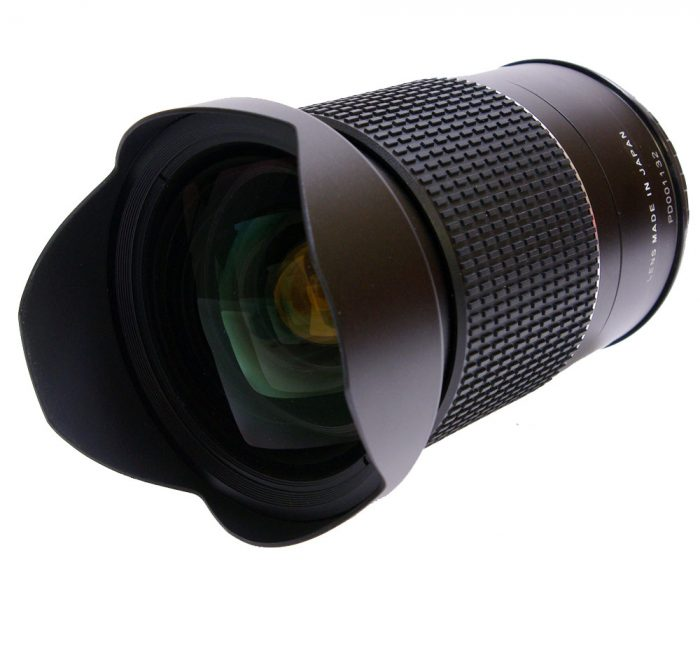 Used phase one af 28mm f4.5 aspherical