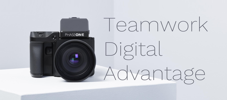 The teamwork digital advantage