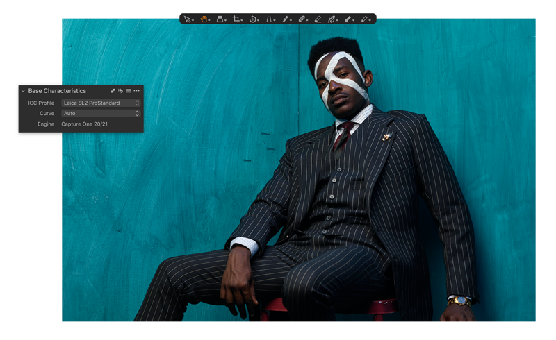 Capture one pro software