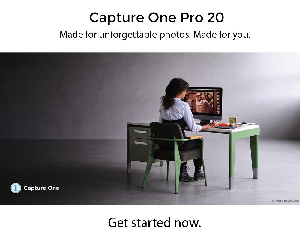 Capture one 20
